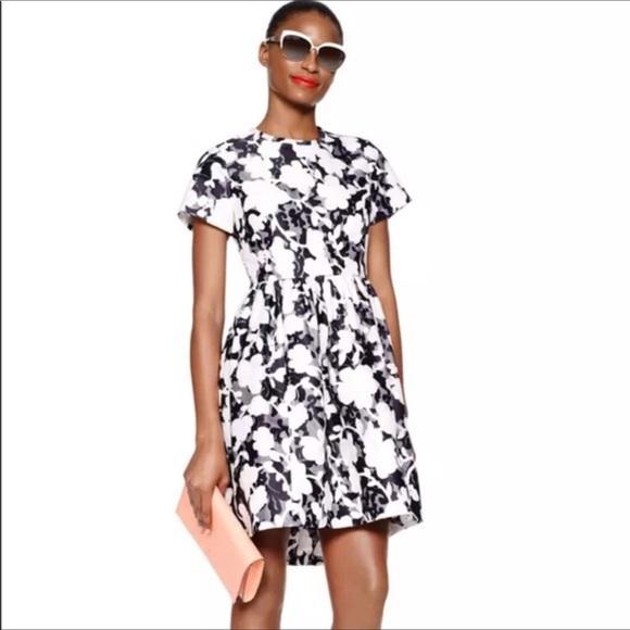 kate spade Dresses & Skirts - Kate Spade jacquard floral dress